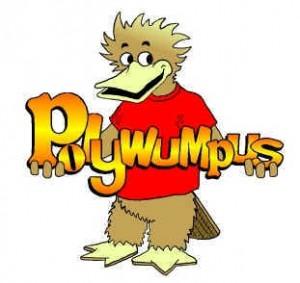 The original logo from my impro group, Polywumpus - ah, memories!